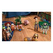 Неформатный постер Toy Story